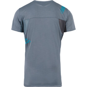 La Sportiva Workout T-Shirt Homme, carbon/slate